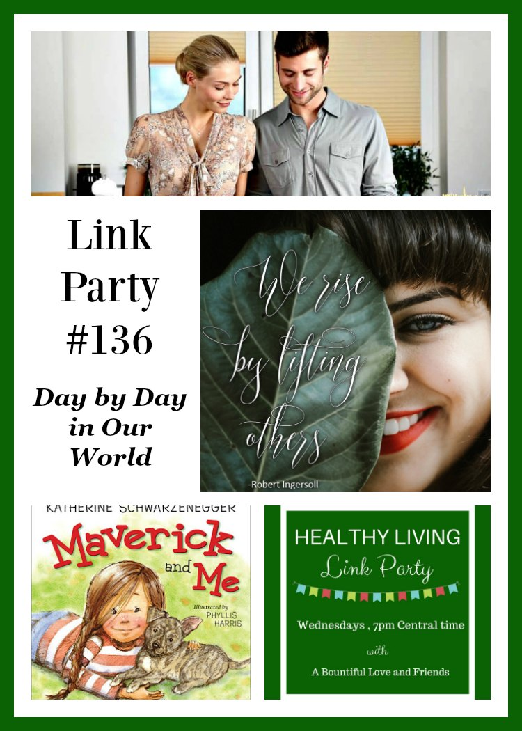 Healthy Living Link Party 136