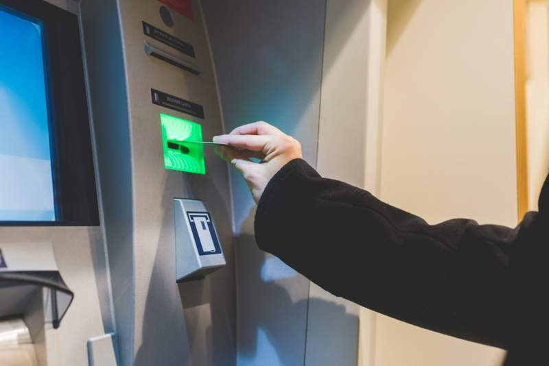ATMs and other digital access points are commonplace in our modern society.