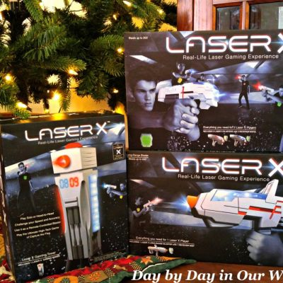 Bring the Video Game Love into Action with Laser X