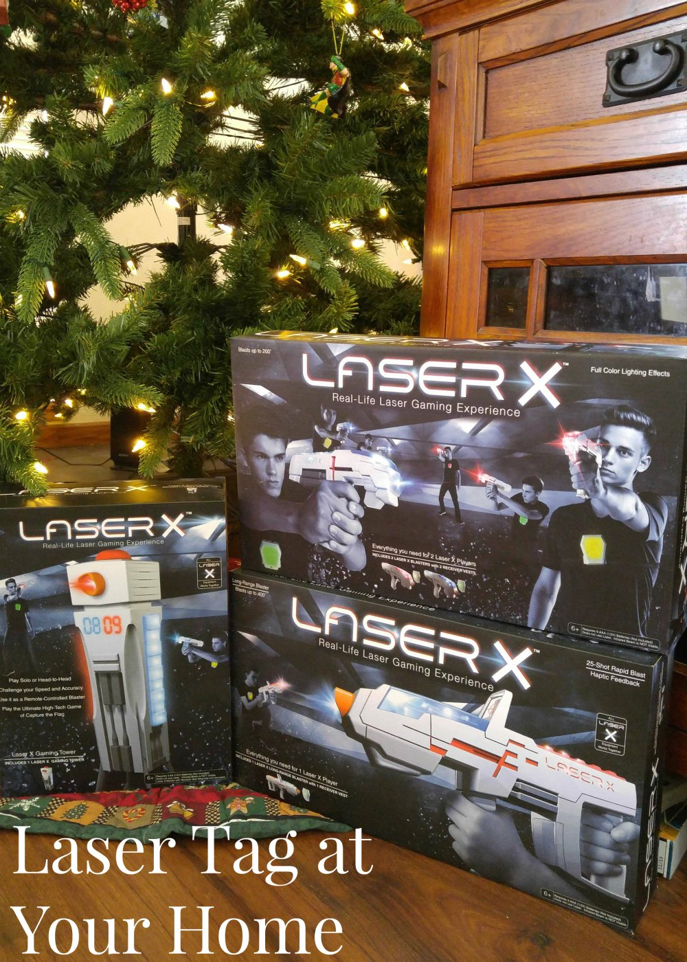 Have kids who love video games? Looking for something that appeals to them while getting everyone up and moving? Check out Laser X's expanded offering which brings the fun of laser tag to your home and beyond. #Ad #LaserX #ActiveKids #LaserTag