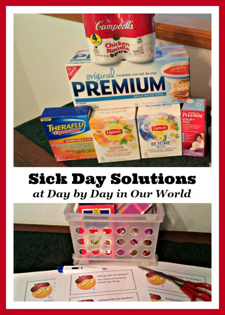 Be Ready When Germ Season Hits with Sick Day Solutions