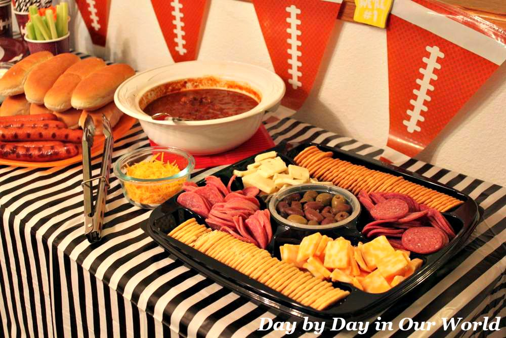 Get Ready for Game Day with Hormel Party Platters