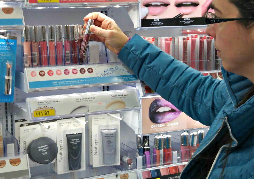 Neutrogena® Hydro Boost Hydrating Lip Shine at Walmart