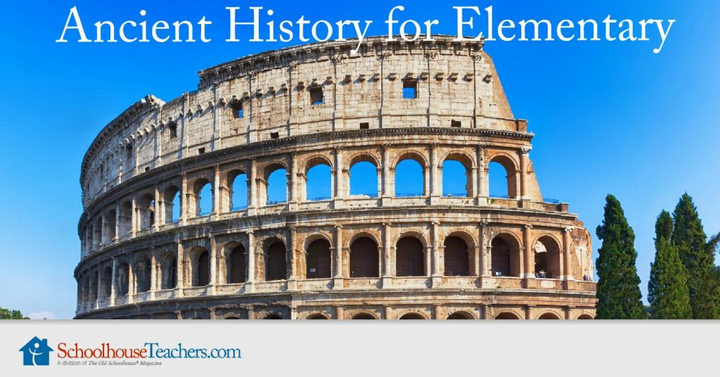 Ancient History for Elementary