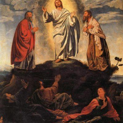 40 Days of Seeking Him 2018 Week 2: Transfiguration