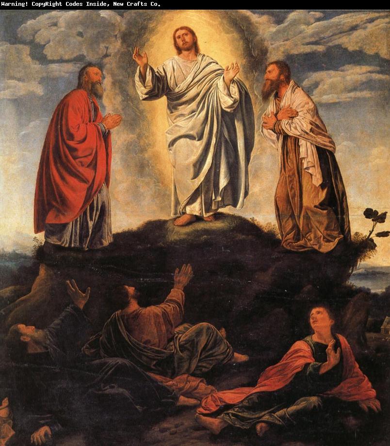 Transfiguration Giovanni Gerolamo Savoldo