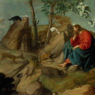 40 Days of Seeking Him 2018 Week 1: Christ's Time in the Desert