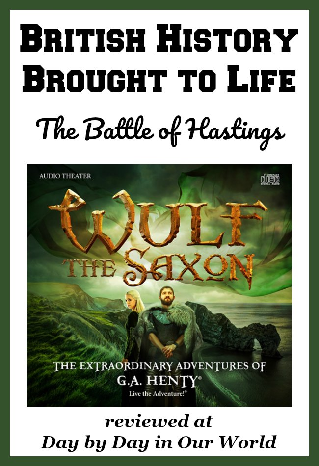 Wulf the Saxon Heirloom Audio Productions Battle of Hastings