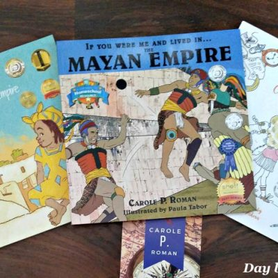 History and Coloring with Carole P. Roman