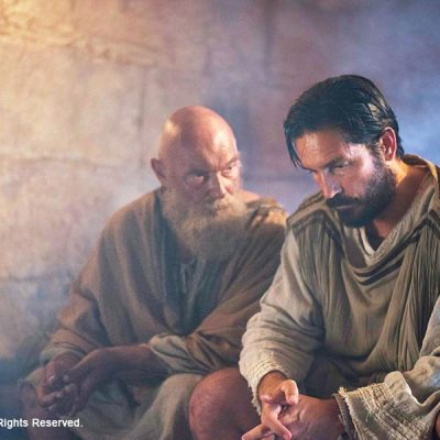 See The New Testament Come to Life with Paul, Apostle of Christ