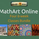 Online Learning with MathArt Online 4-Class Bundle