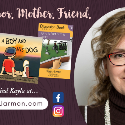 Books to Help Parents Discuss Challenging Topics by Kayla Jarmon