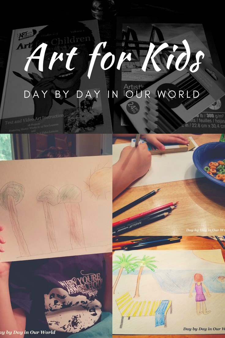 Teaching Art for Kids is made easy with ARTistic Pursuits Art Instruction Books with DVD and Blu-Ray.
