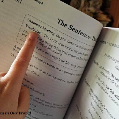 Homeschool Grammar Program from Hake Publishing