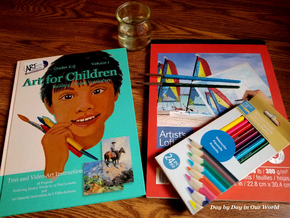 Teaching Art for Kids with ARTistic Pursuits