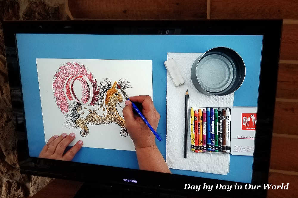 Video Lessons are part of the new Art for Kids from ARTistic Pursuits