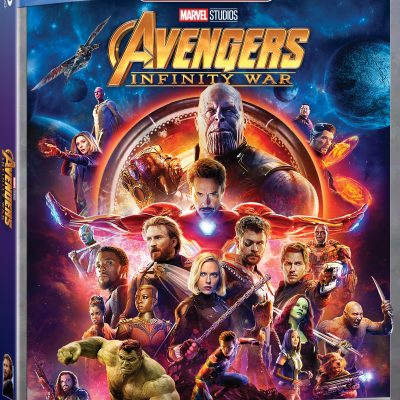 Avenger's Infinity War Giveaway