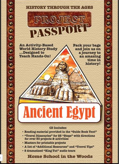 Project Passport Ancient Egypt