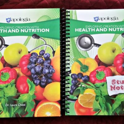 Homeschool Health and Nutrition for High School Students