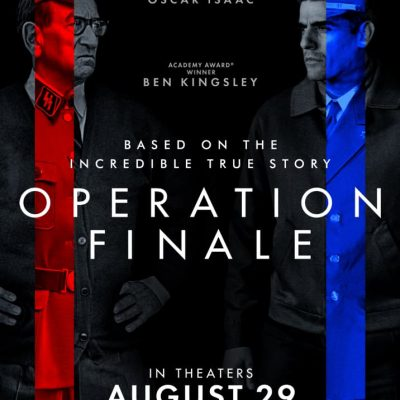 Operation Finale: A Covert Operation Brought To Life on Film