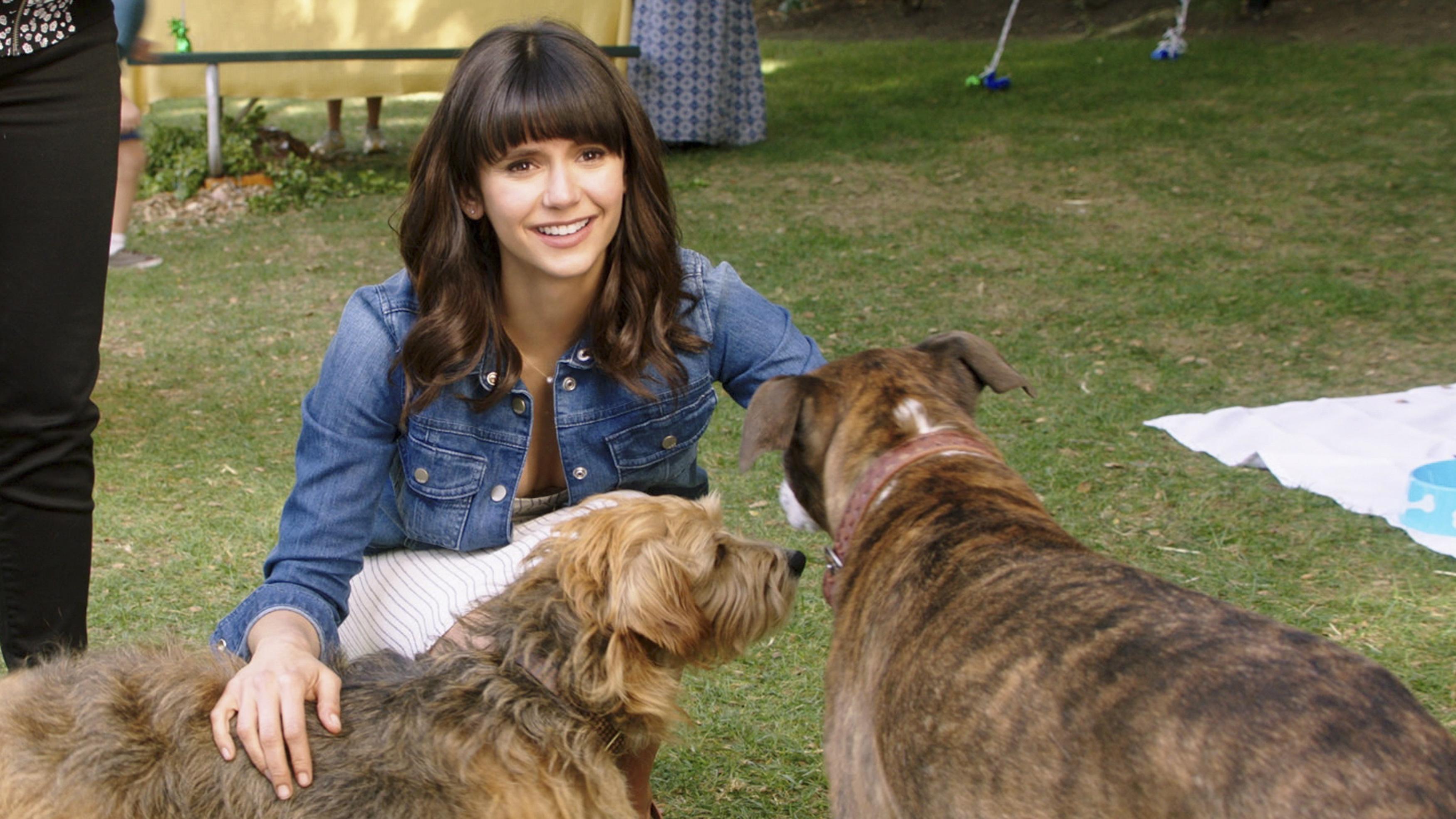 Dog Days star Nina Dobrev