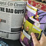 Christian Superhero Comic Book: The Captain Sun Adventures