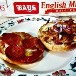Quick & Easy English Muffin Pizzas