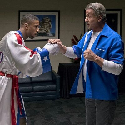 Creed II: Inspiration Through Boxing