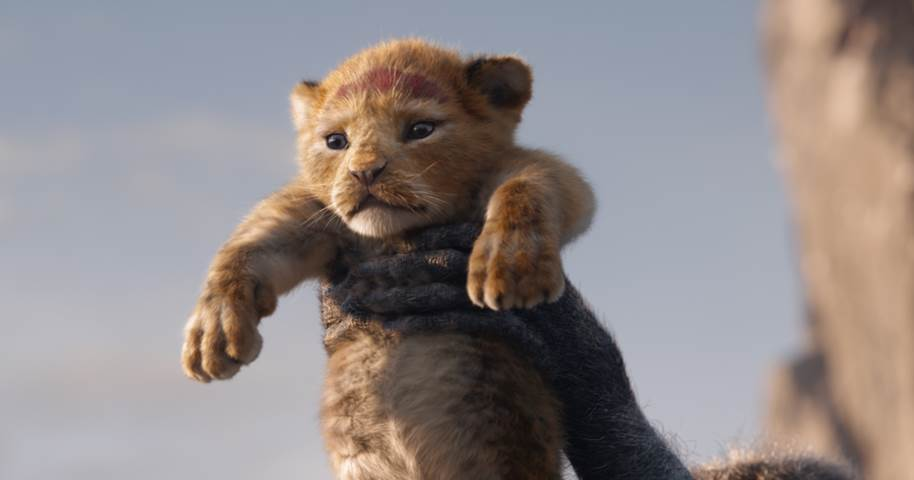 Live Action Lion King from Disney 2019