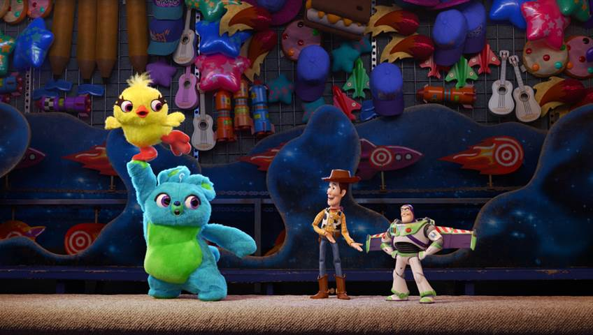Toy Story 4 from Disney in 2019
