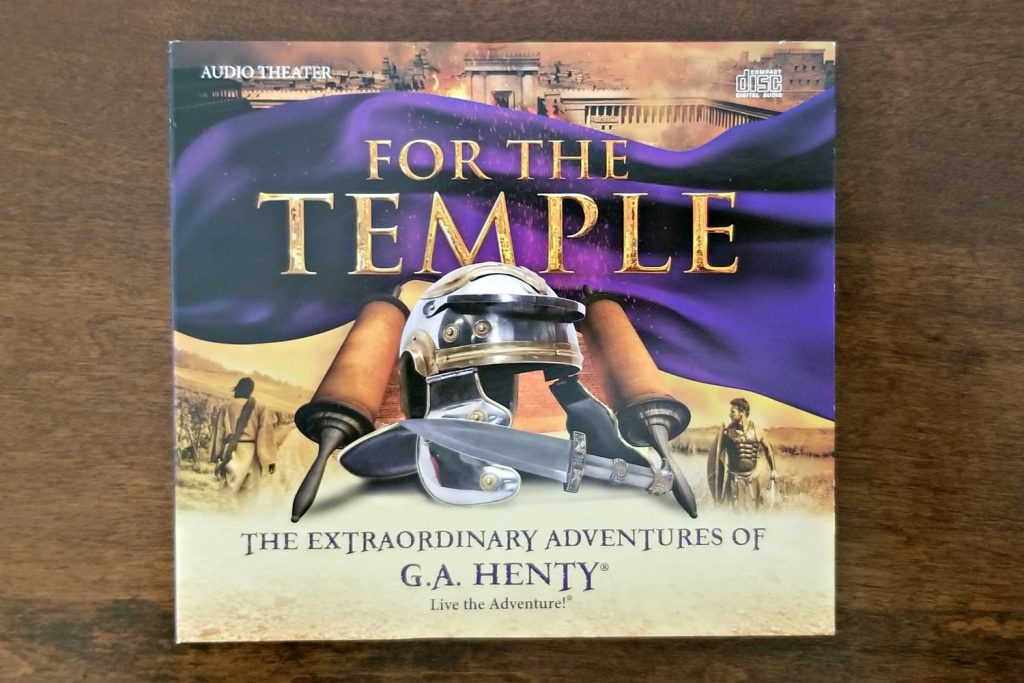 For the Temple CD Set from Heirloom Audio