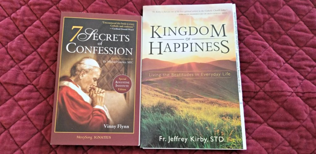 7 Secrets of Confession AND Kingdom Of Happiness