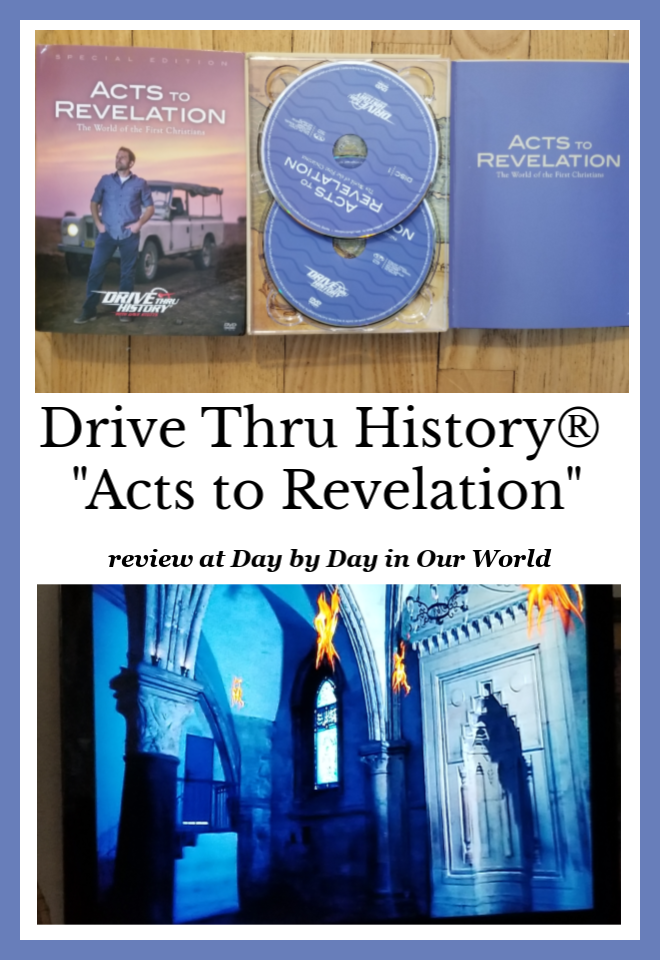 Drive Thru History Acts to Revelations