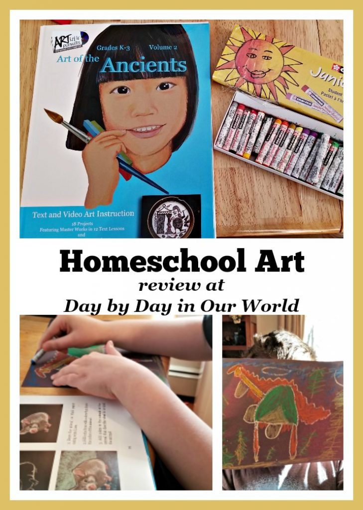 Homeschool Art with ARTisticPursuits