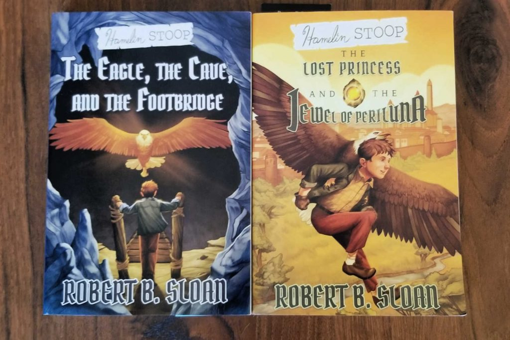 Hamelin Stoop Series Books 1 and 2