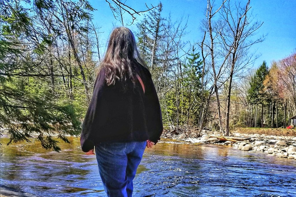 Hiking in New Hampshire during the Spring