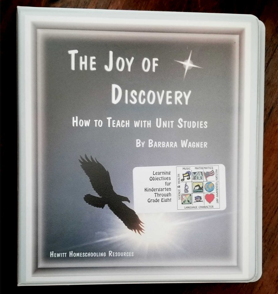 The Joy of Discovery Cover
