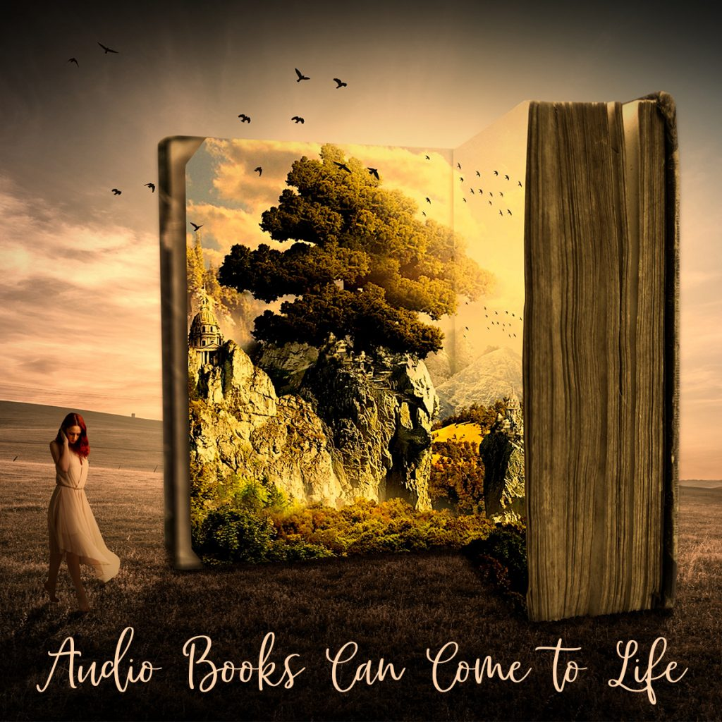 Audiobooks can make a story come to life