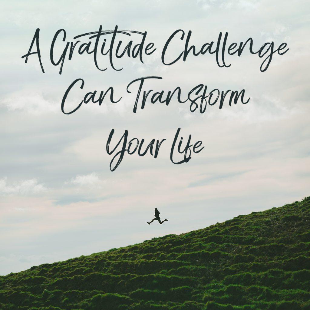Design Your Own Gratitude Challenge