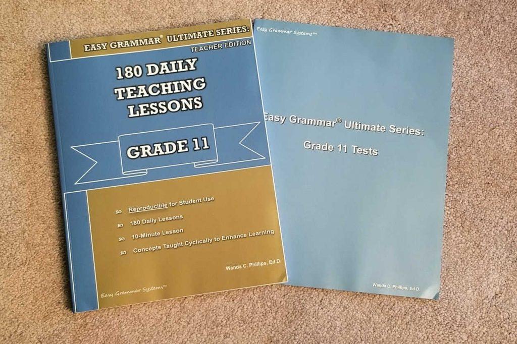 Easy Grammar Ultimate Series: Grade 11