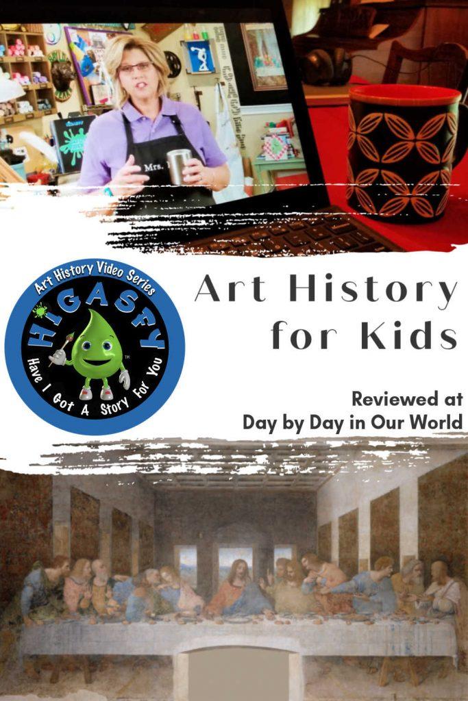 HiGASFY is Art History for Children