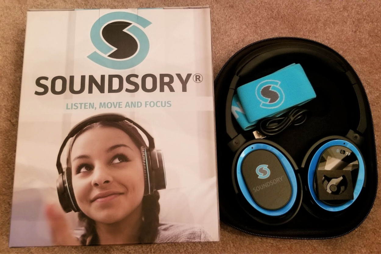 Soundsory Headphones from Sound for Life